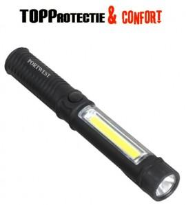 Lanterna Portwest Inspection