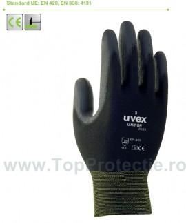 Manusi de protectie imersate PU Uvex Unipur