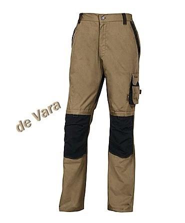 Pantaloni de lucru subtiri de vara din bumbac agricultura, transport, constructii
