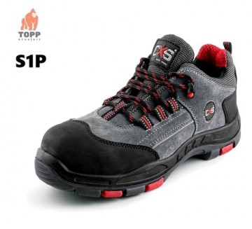 Pantofi de barbati protectie S1P HRO Service auto