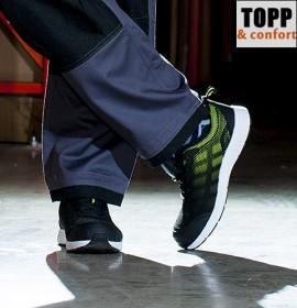 Pantofi de protectie NewLook sport cu bombeu