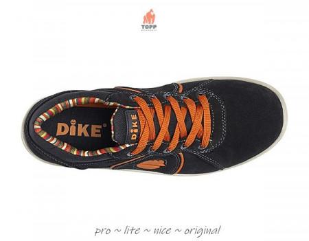 Pantofi protectie de vara Dike Advance Black LICHIDARE 42