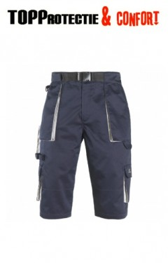 Salopeta de vara pantaloni scurti Navy