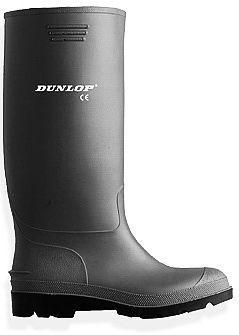 Cizme Dunlop Pricemastor PVC Negru