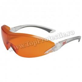 Ochelari de protectie pentru evidentierea contrastelor+filtrare UV, tip 3M