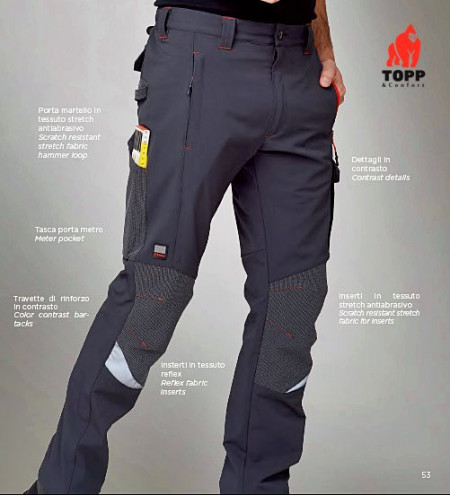 Pantaloni barbati UltraFlex Outdoor