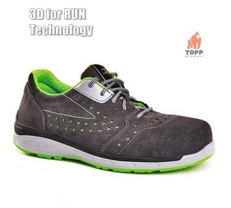 Pantofi comozi de protectie 3RUN
