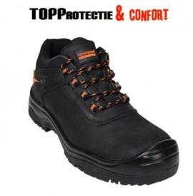 Pantofi de protectie S3, din piele, rezistenti la umiditate Opal