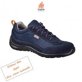 Pantofi protectie de vara COMO bleumarin