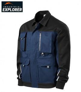Propunem jacheta lucru compatibila cu gama Explorer 2