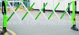 Bariera mobila exterior JSP Expanda 3.10 m H 1 m