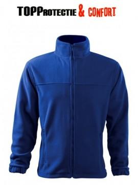 Jacheta fleece Albastru regal