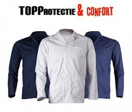 Jacheta lucru rezistenta si confortabila, cusaturi de siguranta INDUSTRY