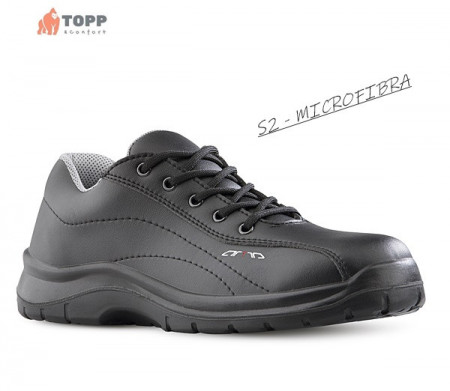 LICHIDARE 41 43 44 45 Pantofi de protectie S2 flexibil usor microfibra