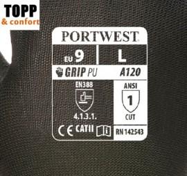 Manusi de lucru si protectie mecanici, service Portwest