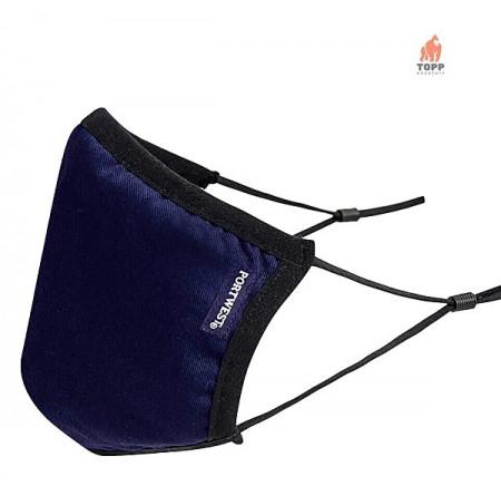 Masca protectie reutilizabila antibacteriana albastra