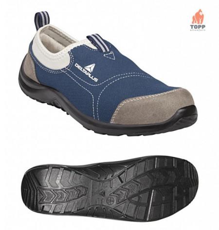 Oferta pantofi de protectie vara S1P albastru Miami