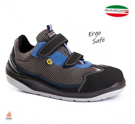 Pantofi protectie ergosafe cu scai ESD