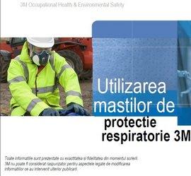 Recomandari in Utilizarea mastilor de protectie si filtre 3M