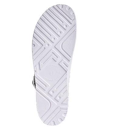 Sandale tip saboti fara protectie ultra usoare din piele