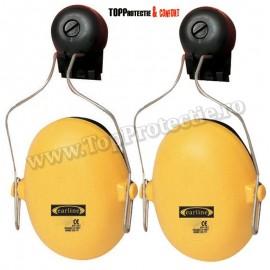 Antifoane ABS robust,galben,Earline