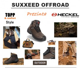 Bocanci de protectie Suxxeed Offroad S3