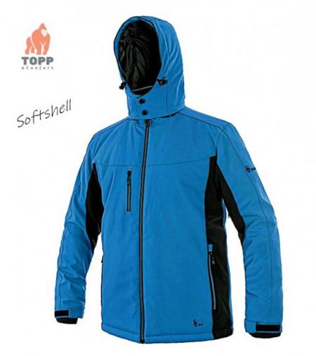 Jacheta de iarna softshell outdoor lucru