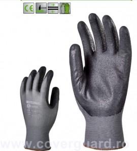 Manusi de protectie mecanici auto nitril fin anti derapant 6320