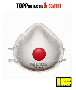 Masca protectie FFP3 NR D cu supapa Indisponibil