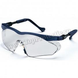 Ochelari de protectie rezistent la zgarieturi, cu tratament de antiaburire durabil,Uvex