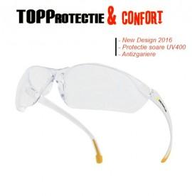 Ochelari protectie UV400 soare, particule, praf