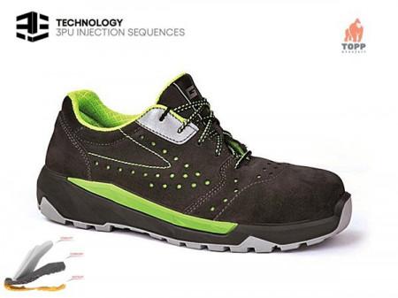 Pantofi protectie de vara 3CROSS performance