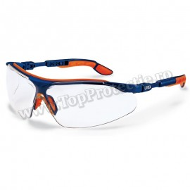 Ochelari de protectie Uvex Ivo rezistent la zgarieturi, cu protectie UV 100%