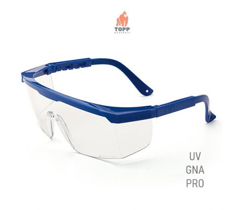 Ochelari protectie rezistenti lentila incolor