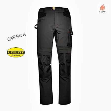 Pantaloni flexibili Carbon HiTech Diadora Work & Outdoor