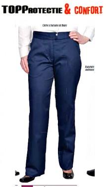 Pantaloni lucru de dama, model clasic