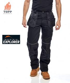 Salopeta pantaloni de lucru Tungsten Pro