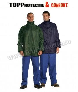 Jacheta subtire rezistenta la apa si vant, lungime 80cm