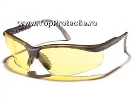 Ochelari de protectie Zekler 55 lentila galbena