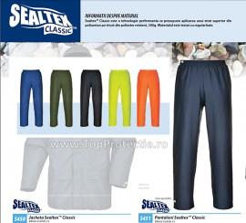 Pantaloni impermeabili de ploaie Sealtex Color