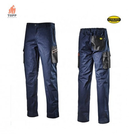 Pantaloni lucru DIADORA Cargo Strech