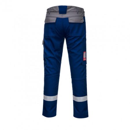 Pantaloni Multinorm antistatic, ignifuga, antiacid pentru industrie