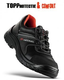 Pantofi de protectie Heckel Focus Low S3 bombeu LICHIDARE