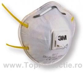 Semi masca protectie FFP1 3M 8812 pret pe buc