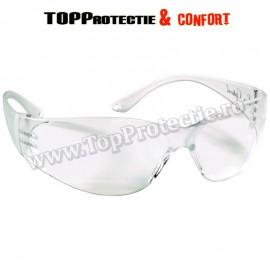 Ochelari de protectie rezistent la zgariere Pokelux incolor