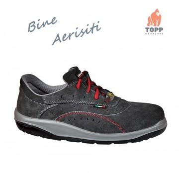 Pantofi Ergo Safe talpa speciala ESD Santafe
