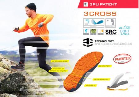 Pantofi protectie 3CROSS Outdoor Pro