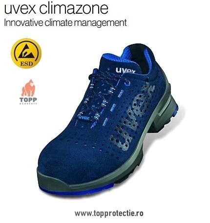 Pantofi Uvex Safety 1 ESD ultra usori