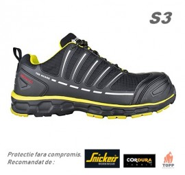 Protectie fara compromis pantofi Trekking S3