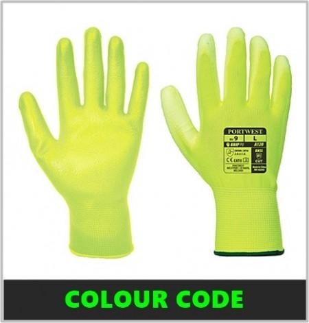 Manusi de lucru aderenta buna Colour CODE